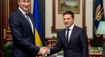 Зеленський призначив голову Київської ОДА