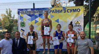 Результати Чемпіонату України з сумо серед юнаків та юніорів: 16 років