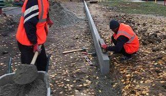 Розпочався капітальний ремонт міжквартальних роз'їздів по вул. Грушевського 53 та 55