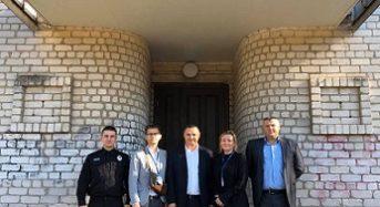Експерт консультативної місії Європейського Союзу відвідала Переяслав-Хмельницький відділ поліції