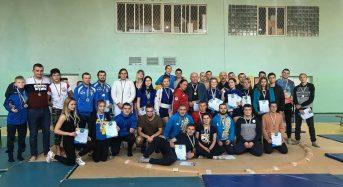 19-20 жовтня пройшов Кубок Київської області з сумо