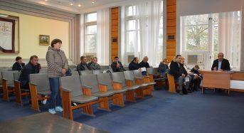 Відбулося засідання постійної комісії з питань земельних відносин, комунальної власності, будівництва та архітектури міської ради