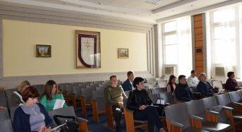 Відбулося засідання координаційної ради служби у справах дітей та сім'ї при виконавчому комітеті міської ради