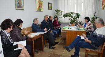 Відбулось засідання робочої групи по питанню врегулювання перевезення пільгових категорій громадян на міських маршрутах міста Переяслав-Хмельницький