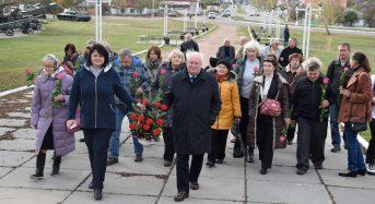 У Переяславі відбулися заходи з нагоди 75-ї річниці звільнення України від фашистських загарбників
