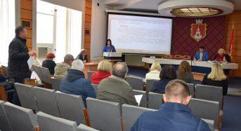 Відбулося чергове 23 засідання виконкому міської ради