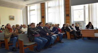 Відбулося засідання чергової 74 сесії міської ради