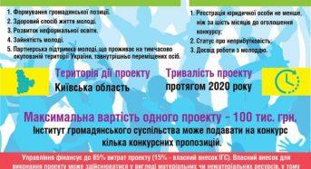 Триває обласний конкурс проектів у сфері молодіжної політики