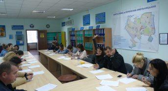 Для відвідувачів Центру розвитку підприємництва Переяслав-Хмельницької міськрайонної філії КОЦЗ провели тренінг