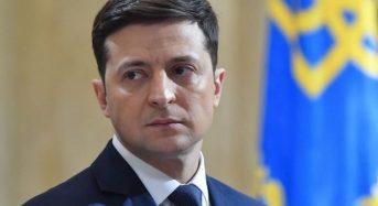 Прес-марафон із Президентом України Володимиром Зеленським (НАЖИВО)