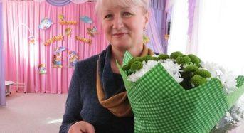 """Оксана Михайленко очолила дитсадок """"Берізка""""."""