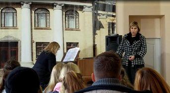 Відбулася зустріч між педагогічним колективом ДМШ ім. Павла Сениці, студентами і викладачами університету міста Магдебург