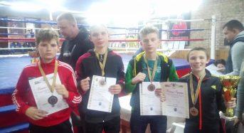 Переяславці привезли нагороди із міжнародного турніру з боксу
