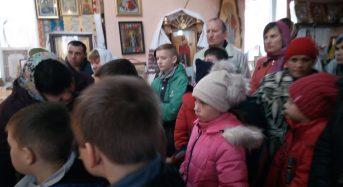 У Свято-Єфремівському храмі відбулось особливе богослужіння