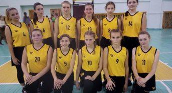Відбувся другий тур Чемпіонату України з баскетболу серед дівчат 2005 р.н.