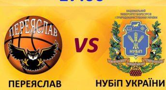 Запрошуємо на чемпіонат України з баскетболу