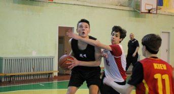 Відбувся 5 тур Чемпіонату Київської області з баскетболу серед юнаків 2003-04 р.н.