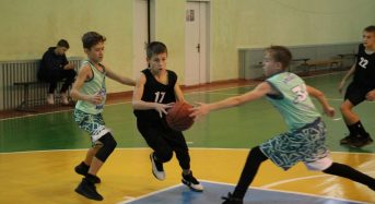 Відбувся черговий тур чемпіонату Київської області з баскетболу