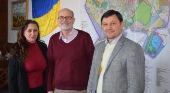 Місто відвідав німецький політик, доктор економіки  Норберт Нойгауз