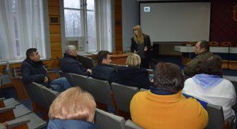 Відбулися громадські слухання стосовно зміни цільового призначення земельної ділянки