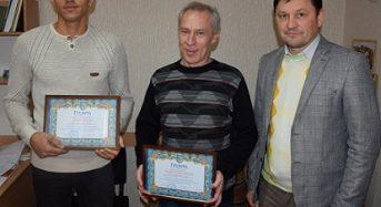 Із професійним святом міський голова привітав фахівців ТРК «Альта»