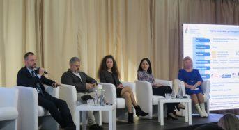 Міський голова взяв участь у бізнес-форумі в рамках Європейського тижня підприємництва, який проходив у місті Біла Церква