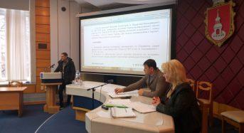 Відбулося позачергове 27 засідання виконкому міської ради