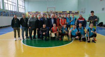 Відбулись змагання з баскетболу присвячені пам'яті Костіна Віктора Федоровича
