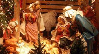 Привітання з католицьким Різдвом Христовим від міського голови