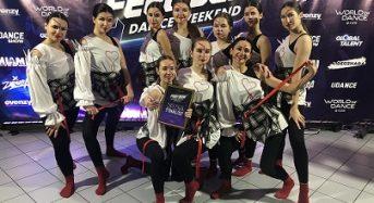 Voltage dance fam увійшли в шістку команд, яких нагородили дипломами фіналістів в категорії Best Dance Show Adults pro Crew
