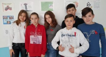 Загальноосвітня ЗОШ №7 активно долучилась до Всеукраїнської акції «16 днів проти насильства»