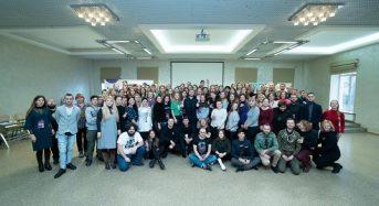 Активна молодь міста взяла участь у Форумі молоді Київщини