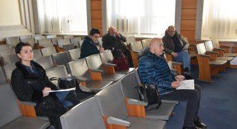 Відбулося засідання постійної комісії з питань освіти, культури, роботи з молоддю, фізкультури та спорту, соціального захисту населення та охорони здоров'я
