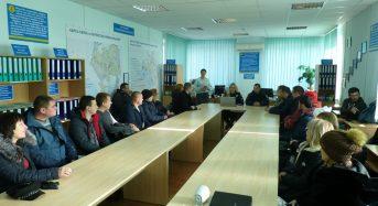 Відбулася презентація Батальйону патрульної поліції у м. Борисполі