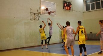 Переяславські баскетболістки вийшли на третю сходинку в турнірній таблиці