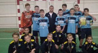 Успіх юних переяславських футболістів!