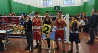 У місті Ніжин пройшов всеукраїнський турнір з боксу
