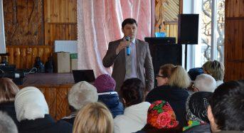 ГРАФІК проведення звіту міського голови на відкритих зустрічах із громадянами міста Переяслава