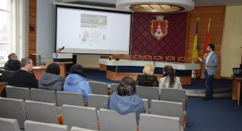 У міській раді презентували електронну систему оплати проїзду у громадському транспорті