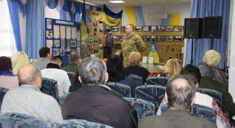 """У ліцеї відбулося відкриття виставки """"Соборність України. Сила нації – в єдності"""""""