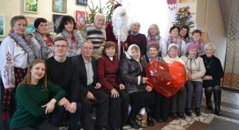 Закінчився другий рік реалізації проєкту «Служба медико-соціальної допомоги на дому, організація зустрічей та дозвілля жертв націонал-соціалізму у Переяславі-Хмельницькому» (2018-2020 роки) – ФОТОРЕПОРТАЖ