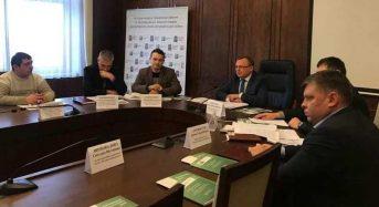 Заступник міського голови взяла участь у роботі наради з питань допомоги, соціалізації, адаптації, сприяння приватній діяльності учасникам АТО