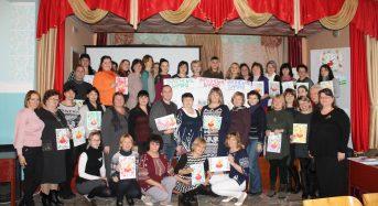 Відбулося друге заняття обласного опорного закладу освіти на базі Переяславської ЗОШ І-ІІІ ст. №5