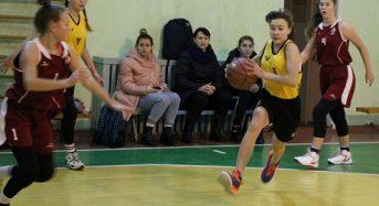 Відбувся черговий тур чемпіонату України з баскетболу серед дівчат 2005 р.н.