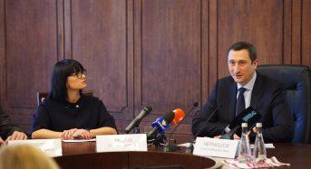 Олексій Чернишов розповів про підсумки перших 100 днів роботи