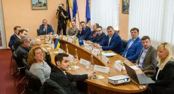 Міський голова взяв участь у зустрічі з делегацією мерів із Німеччини