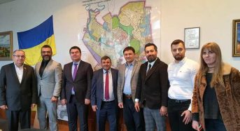 Міський голова зустрівся із турецькими інвесторами