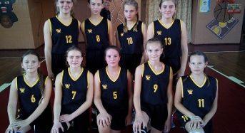 Відбувся 3 тур Чемпіонату України з баскетболу серед дівчат 2006 р.н.