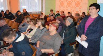 Відбулася відкрита зустріч міського голови з жителями мікрорайону Андруші