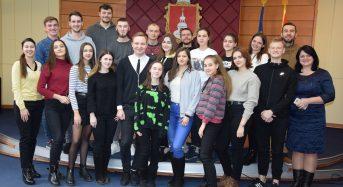 Члени Молодіжної ради міста обговорили план дій на 2020 рік